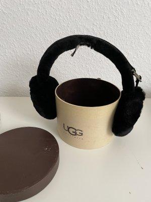 Ugg earmuffs ohrwärmer schwarz neu