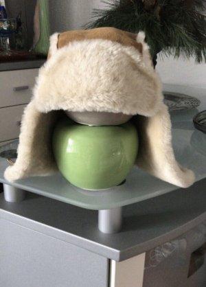 UGG Australia Fur Hat light brown