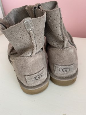UGG Australia Buskins grey leather