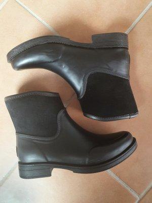 UGG Gumowe buty czarny