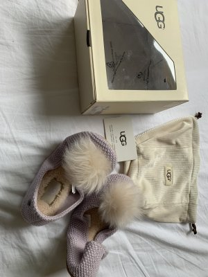 UGG House Boots lilac