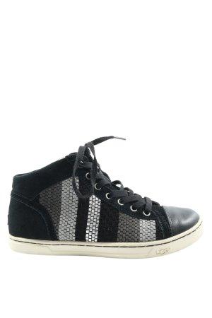 UGG High Top Sneaker Motivdruck Casual-Look