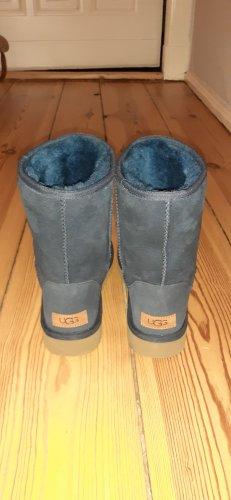 UGG Australia Buty zimowe ciemnoniebieski