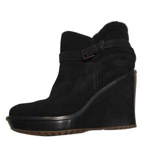 Ugg Keilabsatz Boots Stiefeletten Gr. 39