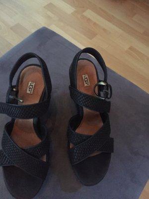 UGG Australia Sandalo comodo nero