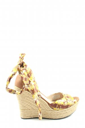 UGG Komfort-Sandalen mehrfarbig Casual-Look