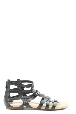 UGG Komfort-Sandalen schwarz Casual-Look