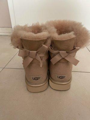 UGG Australia Futrzane buty Wielokolorowy