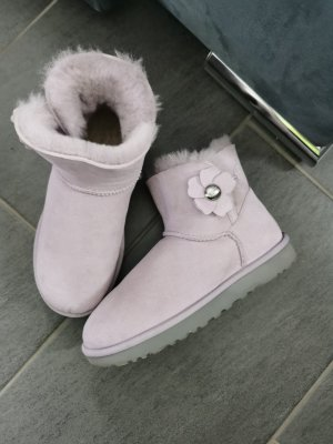 UGG Low boot lilas