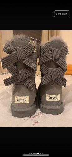 UGG Australia Stivale da neve grigio