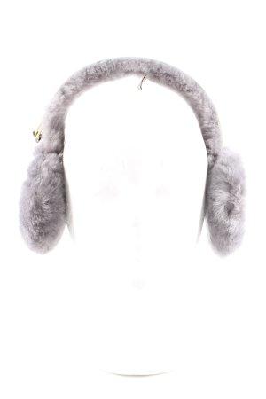 UGG Cache-oreilles gris clair style décontracté