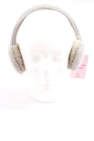 UGG Ohrenwärmer wollweiß Casual-Look