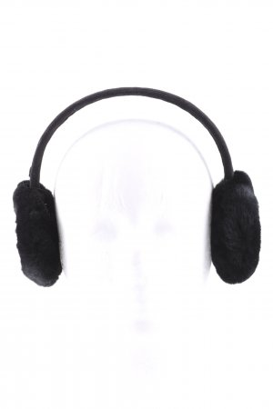 UGG Ohrenwärmer schwarz Casual-Look