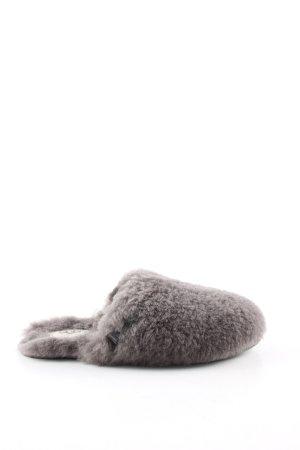 UGG Ciabatta aperta grigio chiaro stile casual