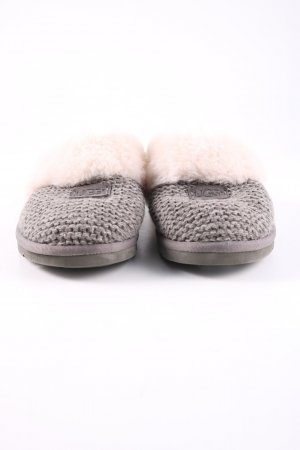 UGG Scuffs light grey-natural white casual look