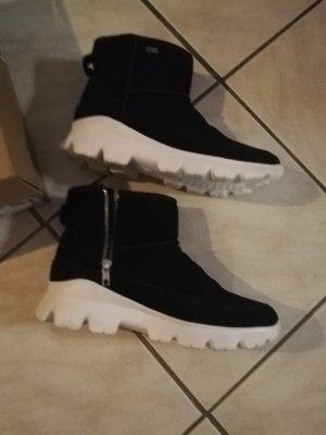 UGG Buty zimowe biały-czarny