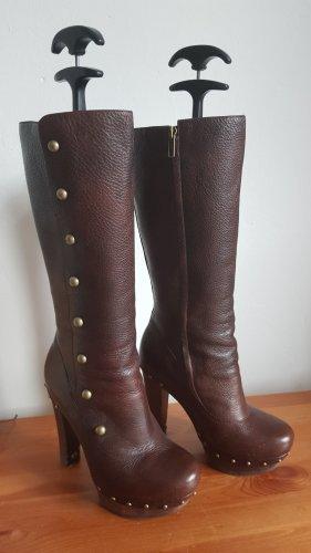 UGG s Stiefel mit Plateauabsatz
