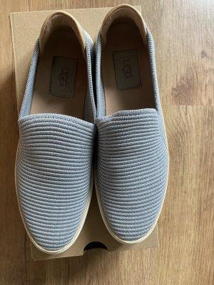 UGG Australia Slip-on Sneakers silver-colored-beige