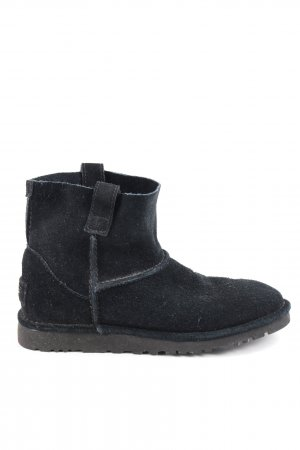 UGG Stivaletto slip-on nero stile casual