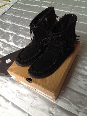"""UGG schwarze Boots, """"Kaysa"""" Gr.39 US 8"""