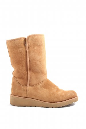 UGG Slouch Boots brown casual look