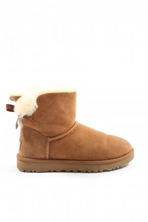 UGG Slouch Stiefel braun Casual-Look
