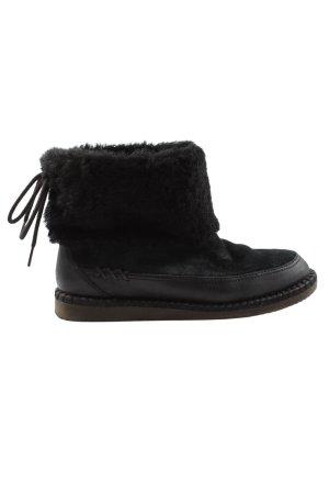 UGG Ocieplane buty czarny W stylu casual