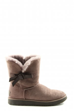 UGG Slouch Stiefeletten braun Casual-Look