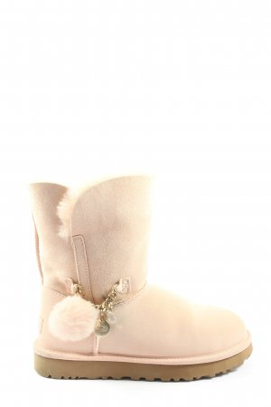 UGG Slouch Stiefeletten creme Casual-Look