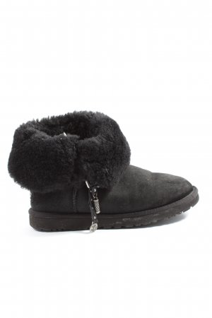 UGG Slouch Booties black casual look