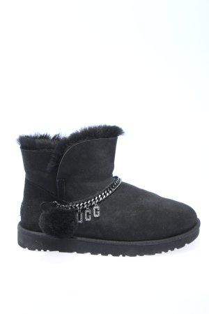"UGG Snowboots ""W Classic"" schwarz"