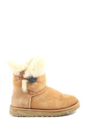 UGG Snowboots mehrfarbig Casual-Look