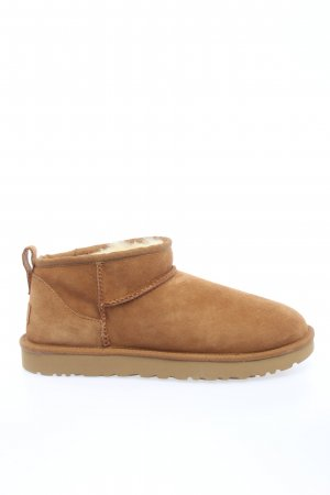 "UGG Stivale da neve ""Classic Ultra Mini Boot"" marrone"