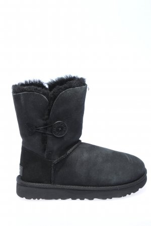 "UGG Stivale da neve ""W Bailey Button ll"" nero"