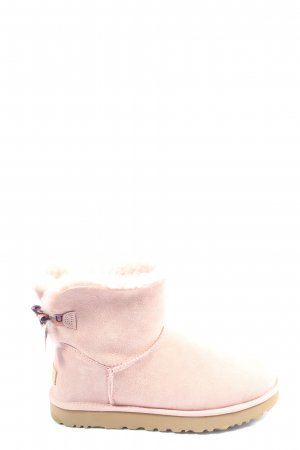 UGG Snowboots pink Casual-Look