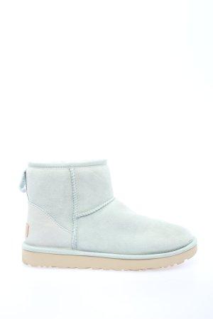 "UGG Snow Boots ""Classic Mini Boot Sky"" blue"