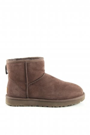 UGG Snowboots braun Casual-Look
