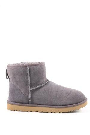 "UGG Snowboots ""Classic Mini Boot"" hellgrau"