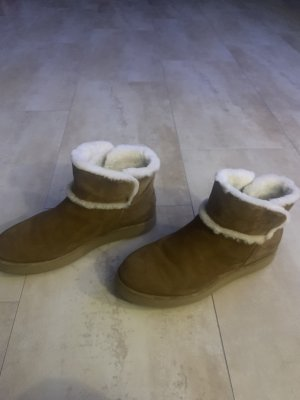 UGG Winter Boots light brown-brown