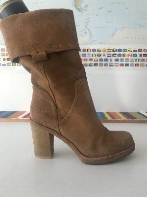 UGG Halfhoge laarzen beige