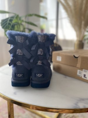 UGG stiefel bow Schleife limitiert