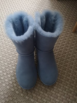 UGG Snow Boots baby blue