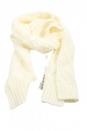 UGG Knitted Scarf cream casual look