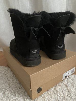 UGG Suede bow mini