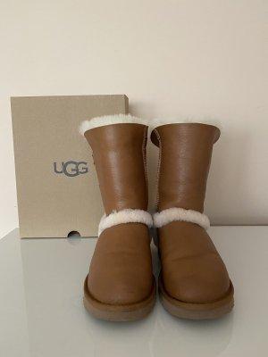 UGG Futrzane buty Wielokolorowy