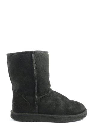 UGG Winter-Stiefeletten schwarz Casual-Look