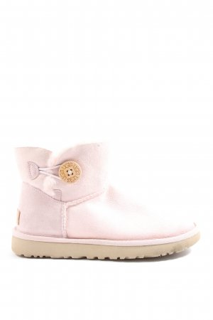 UGG Winter-Stiefeletten pink Casual-Look