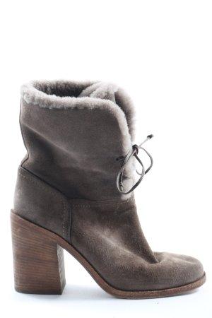 UGG Winter-Stiefeletten hellgrau Elegant