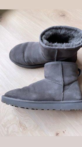 UGG Australia Bottine d'hiver gris-gris anthracite