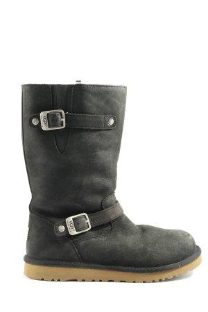 UGG Buty zimowe czarny W stylu casual